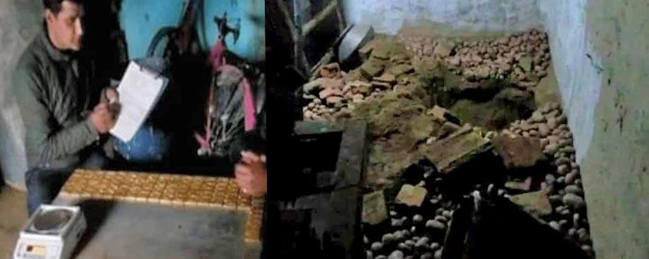 कञ्चनपुरमा भेटिएको १८ किलो सुन तस्करीमा प्रहरीकै संलग्नता