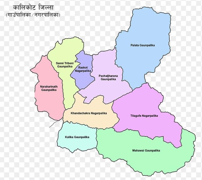 कालिकोटको महाबै गाउँपालिका वडा नम्बर ३ नकुमा पहिराे जादा  ६ जनाको मृत्यु