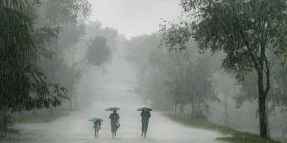 मौसम पूर्वानुमान महाशाखाले आगामी तीन दिन धेरै स्थानमा ठूलो वर्षासमेत हुने