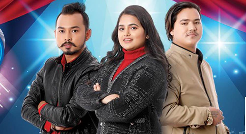 नेपाल आइडल सिजन–३ को उपाधि मोरङ पथरीकी  सज्जा चौलागाईंलाई