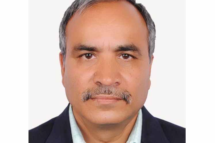 दैलेख निवासी  सर्बराज खड्का  कर्णाली प्रदेश योजना आयोगको उपाध्यक्षमा  नियुक्त