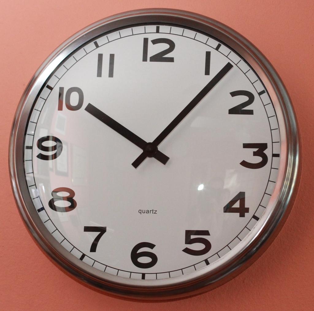 PUGG clock