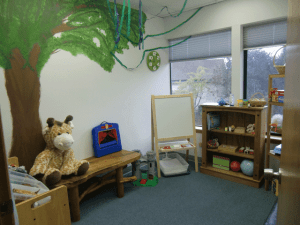Margaret Fuller Counseling Play Therapy Room