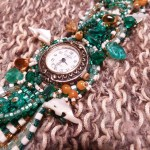 Beaded Jewelry Turquoise Time