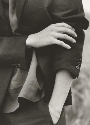 Margaret Howell UK S/S 2013 Linen Jacket