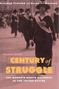 Book Cover of Century of Struggle by Eleanor Flexner