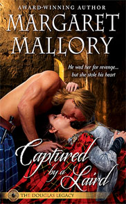 margaret mallory's Captured By A Laird