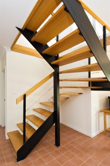 Z Loft House Stairs