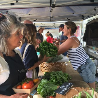 Burnside Organics at the Margaret River Farmers' Market