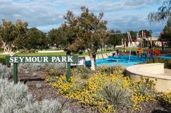 Seymore Park Playground Dunsborough