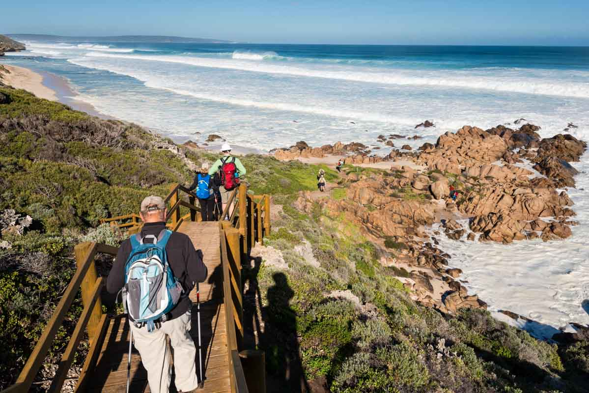 Cape to Cape Track. 5 northern towns in the Margaret River Region