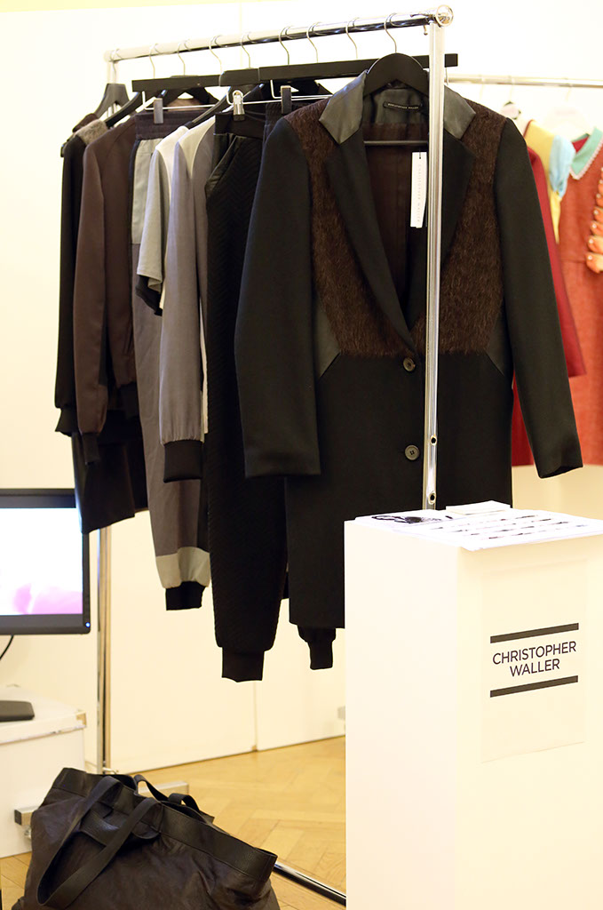 Fashion Scout Exhibition by Margaret Yescombe Photographer London