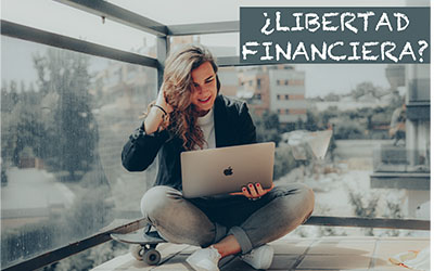 #10 ¿Cómo lograr la LIBERTAD financiera? 3 TIPS en un café ☕️