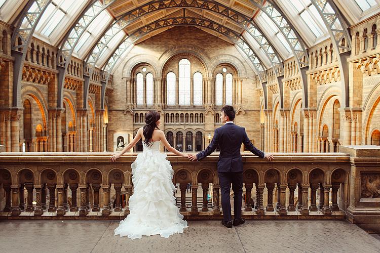 Charis Rong Kai Pre Wedding Photoshoot In Kensington London Margarita Karenko Photography