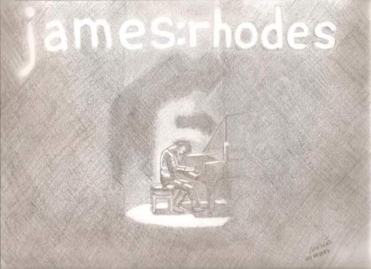 James Rhodes dibujo