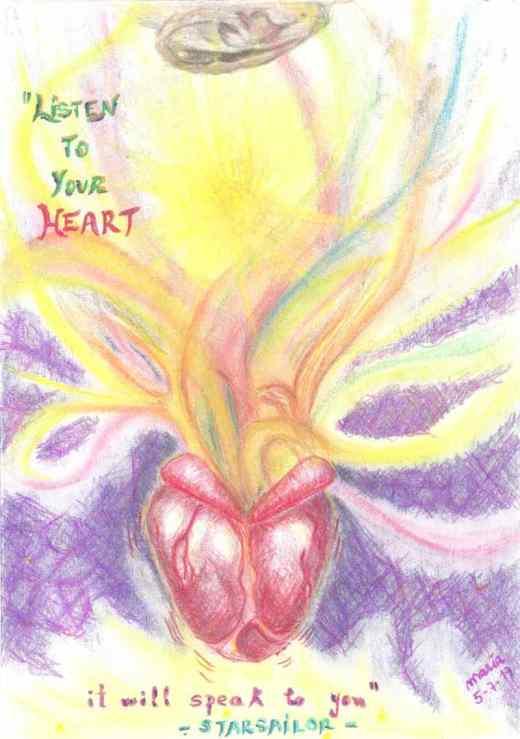 escucha tu corazón