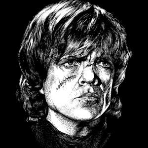 """Tyrion"" Pen, Paper"
