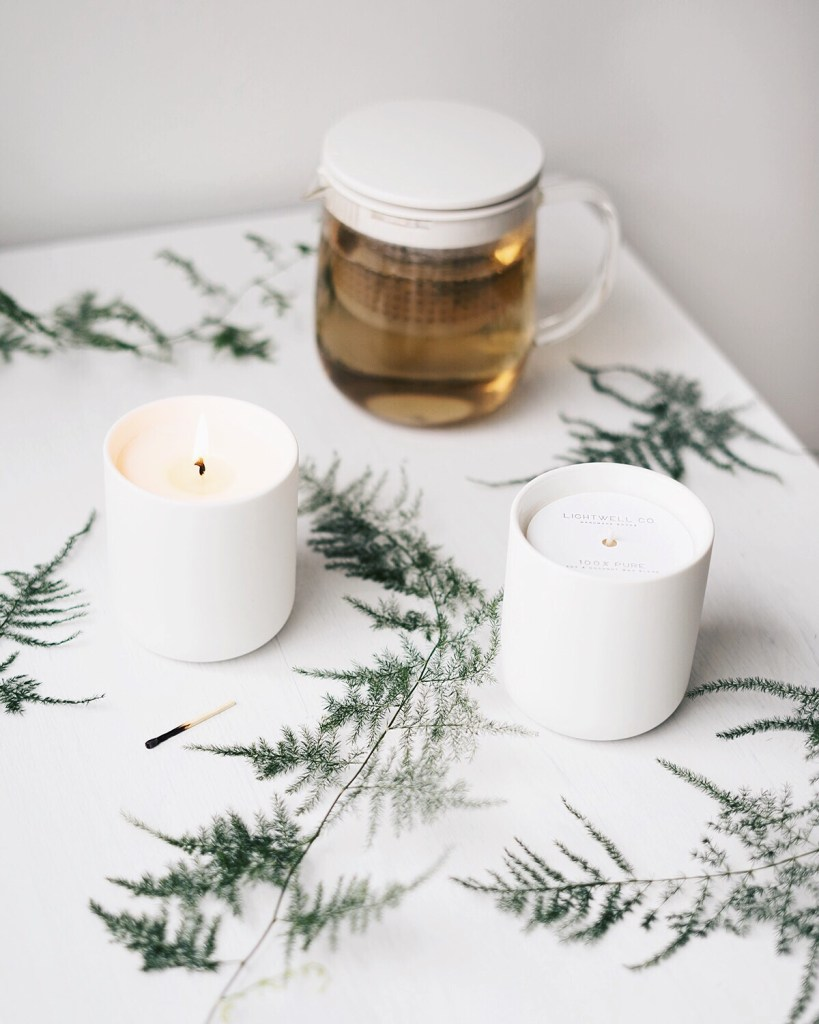 lightwell co. candle