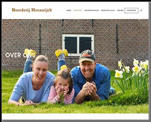 Vakantiehuizen Boerderij Honswijck