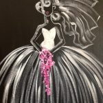 Deco Art Bride