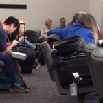 airport seat hogs
