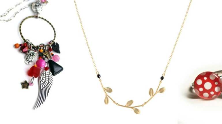 bijoux faits au Québec