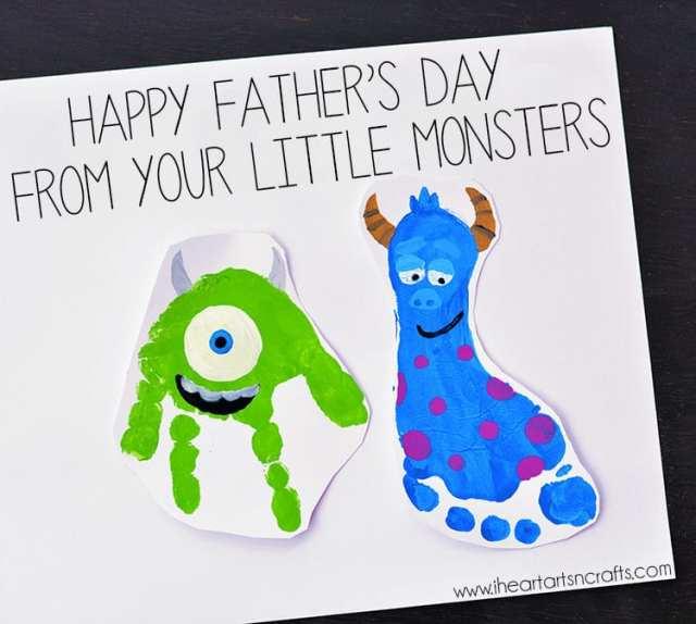 FathersDayMonsters