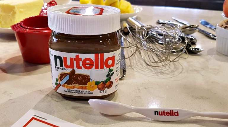 Stefano Faita Nutella Spife