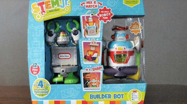 Little tikes Robot à construire