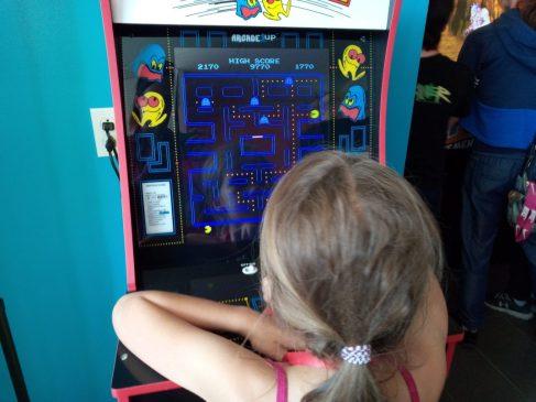 Pacman chez Ooops divertissement