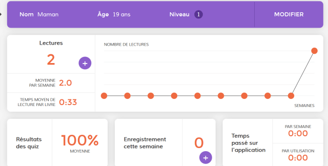 Français du premier cycle du primaire Boukili lecture