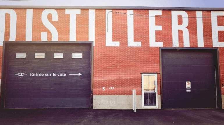 Distillerie Stadaconé Gin