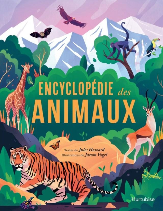 Encyclopédie des animaux Couverture du livre
