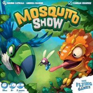 Asmodee mosquito show