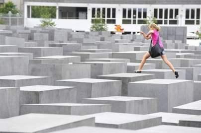 Мемориал на Холокоста, Берлин.