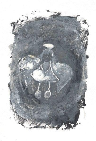 """Рисунката е предоставена от Ателие """"Прегърни ме""""."""