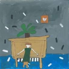 """Автор: Лия, 12 г. Рисунката е предоставена от Ателие """"Прегърни ме""""."""