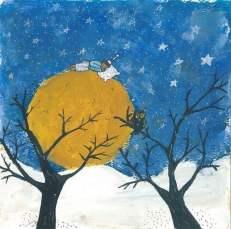 """Автор: Ники, 13 г. Рисунката е предоставена от Ателие """"Прегърни ме""""."""