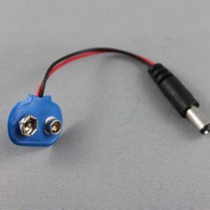 9v battery lead