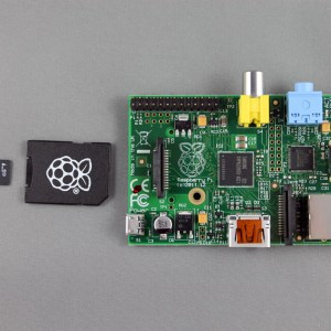 Raspberry Pi Model B+ and Noobs 8gb SD card