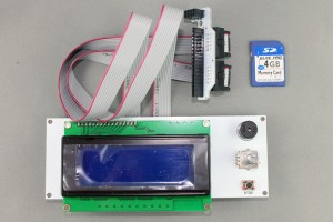 Smart LCD controller
