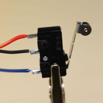Switch, Micro SPDT, 15A, V-152-1C25