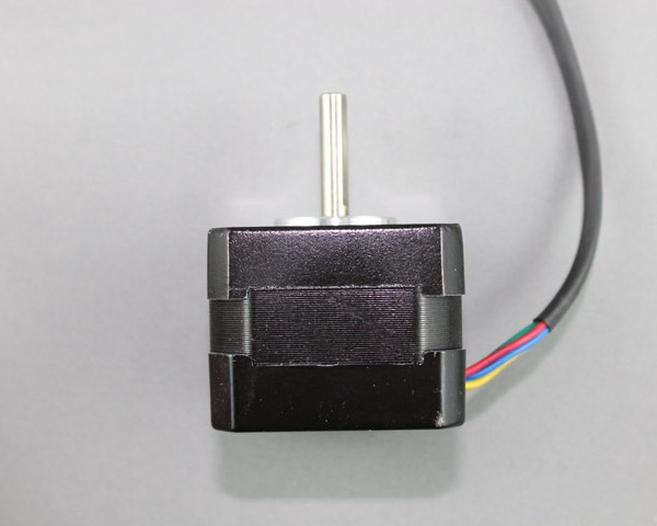 MOTO-0003 NEMA17 Stepper Motor side