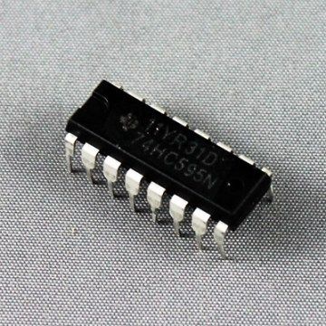 ELEC-0116 shift register