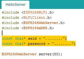 nodemcu ssid password