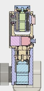 6 axis arm 2017 cross section D