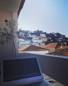 editing in greece