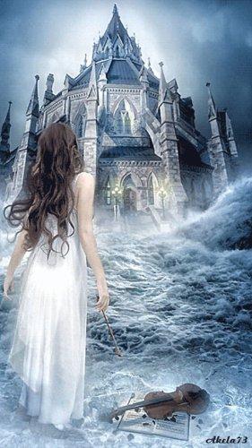 mythical castle - margit glassel