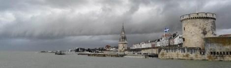 La Rochelle, avant l'orage © Marguerite La Rochelaise