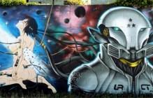 Fresque LILIPOP-SYNDROM